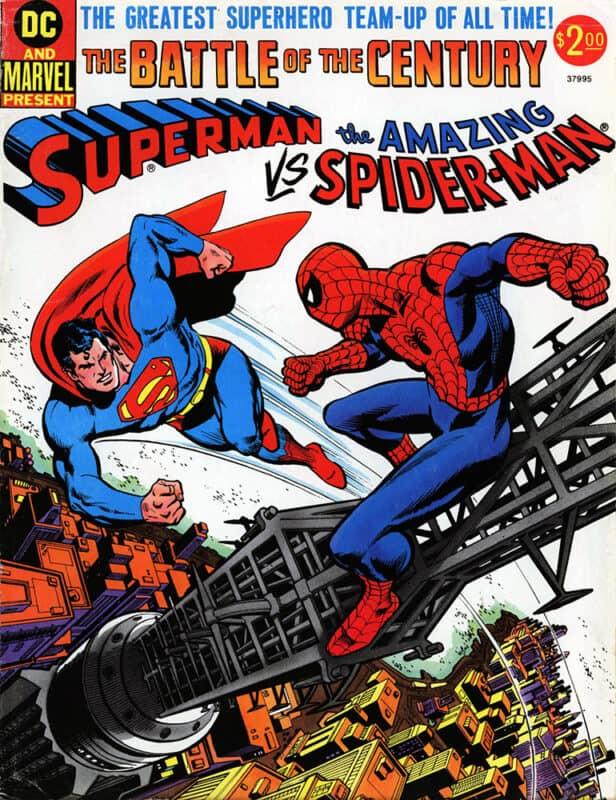 Suicide-Squad-DC-Marvel-Superman-Spider-Man-Crossover