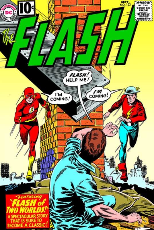 The-Flash-Set-Photo-Leaks-Two-Worlds-DC-Comics-Barry-Allen-Jay-Garrick