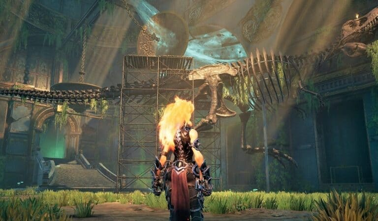 Russian retailer leaks Darksiders 3 for the Nintendo Switch