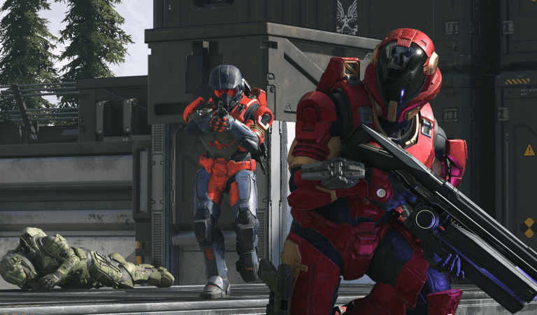 343 Industries share details about Halo Infinite technical preview