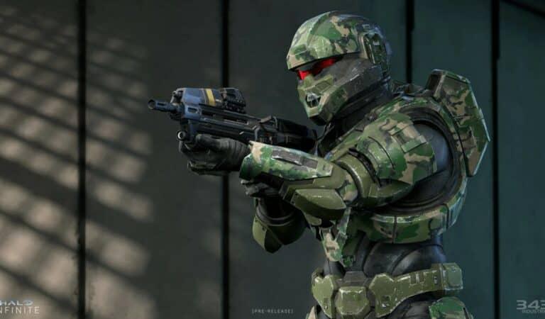 343 Industries clarifies Halo Infinite beta details following misinformation