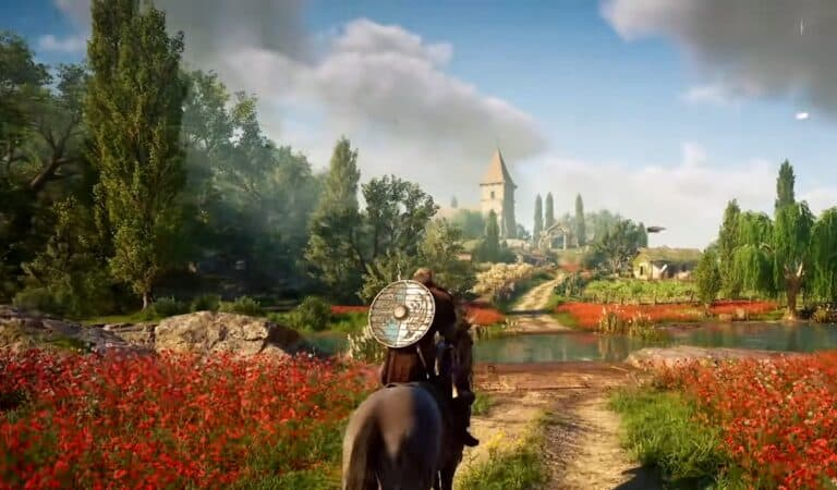 Assassin's Creed Valhalla Siege of Paris release date leaked by Xbox Games Store