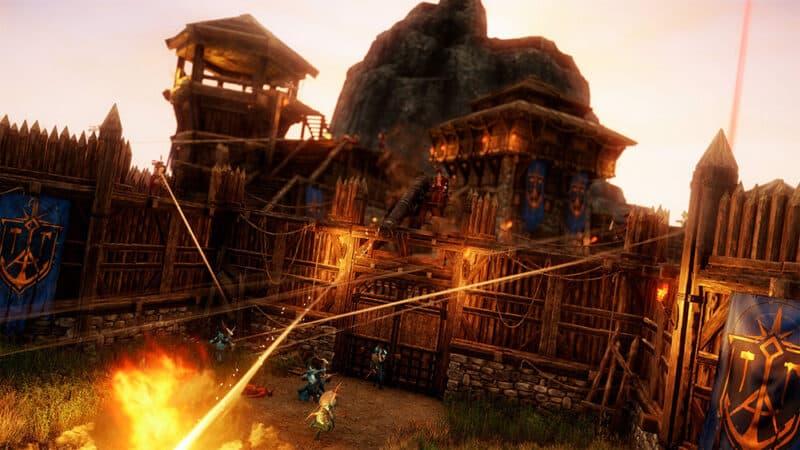 Amazon-New-World-MMORPG-Open-Beta-Factions