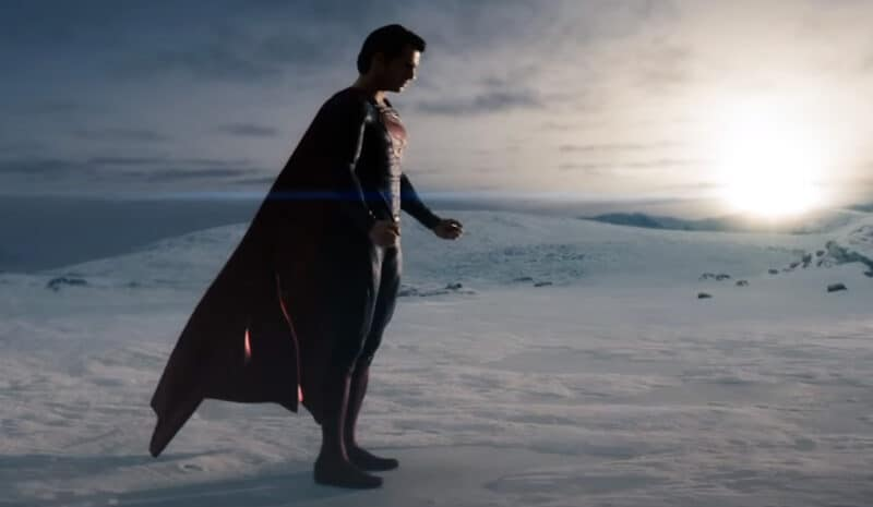 DCEU-Rumor-The-Flash-Superman-Henry-Cavill-Pose