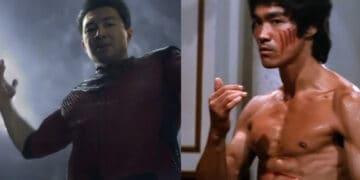 Marvel-Shang-Chi-Simu-Liu-Pose-Ten-Rings-Bruce-Lee-Featured