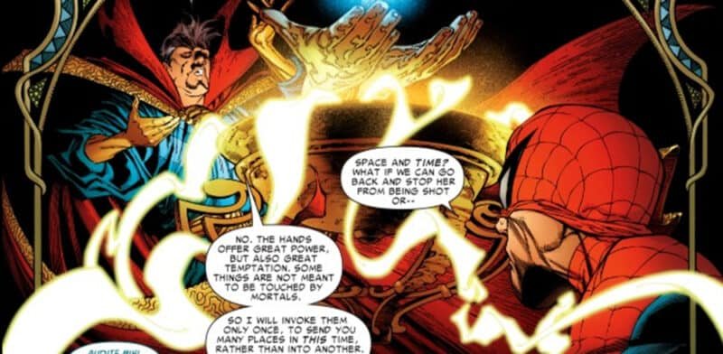 Marvel-Spider-Man-No-Way-Home-Doctor-Strange-Comics
