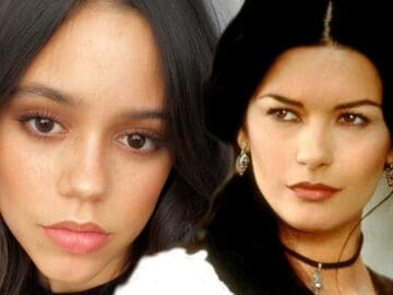 Netflix-Catherine-Zeta-Jones-Jenna-Ortega-Wednesday-Addams-Morticia