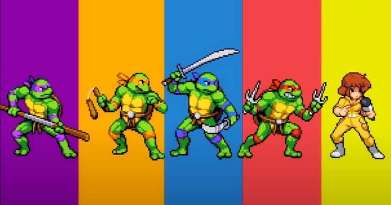 Teenage-Mutant-Ninja-Turtles-TMNT-Shredders-Revenge-Selection