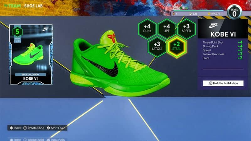 NBA-2k22-gameplay-myteam-trailer-2k-Games-Custom-Shoe