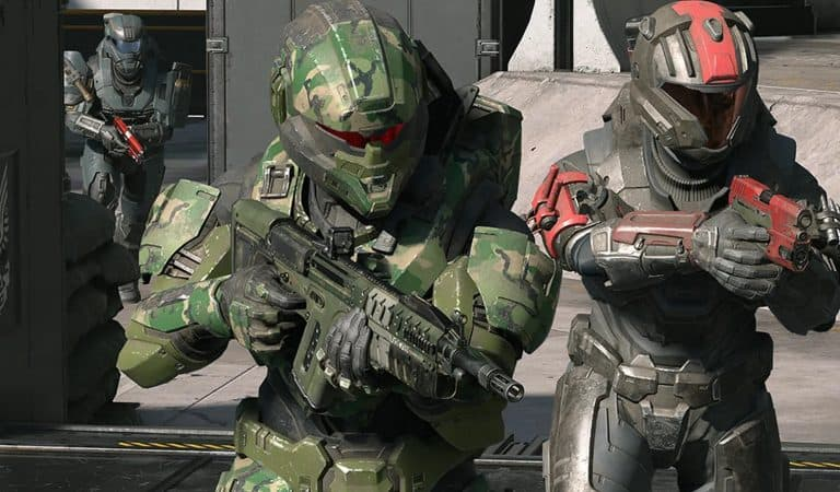 Dr Disrespect is hinting at a Halo Infinite battle royale mode