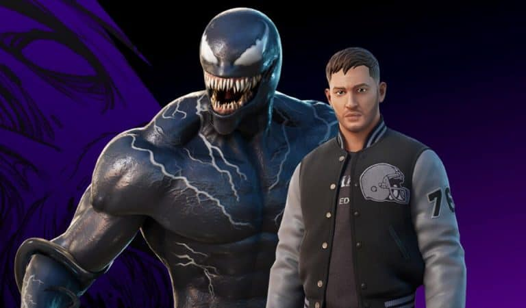 Epic Games reveals Fortnite Venom skin just in time for the sequel's premiere