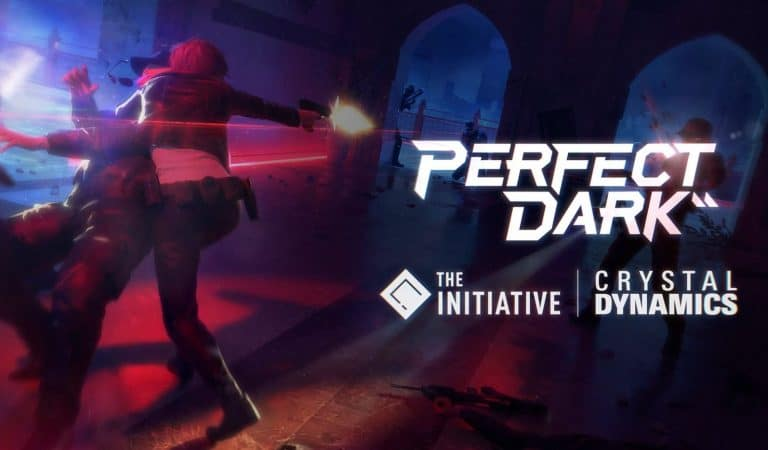 Perfect Dark is being rebooted by The Initiative and Crystal Dynamics