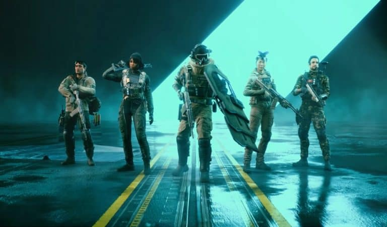 EA reveals five more Specialists coming to Battlefield 2042