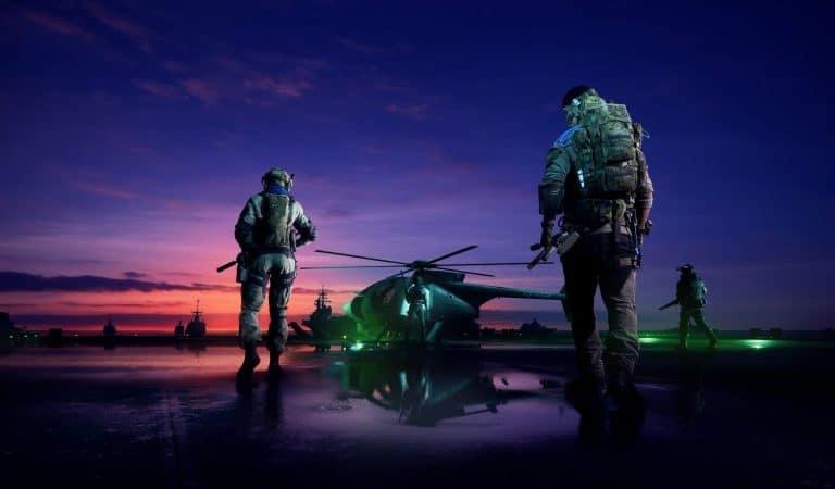Making sense of Battlefield 2042's recently revealed Hazard Zone mode