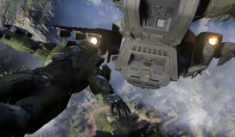 New Halo Infinite campaign footage is finally here - and it's awesome!
