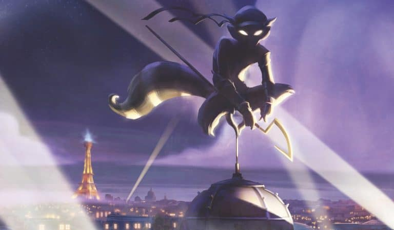 New Sly Cooper game reportedly in early development